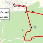 Běžecká část Billáka 2017