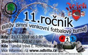 Fotbalový Trunaj 2019